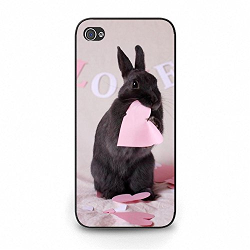Iphone 5c Exquisite Nice Style Scenery Figure Exquisite Rabbit Cover Case for Iphone 5c Cartoon Natural Attractive Rabbit Series Phone Case