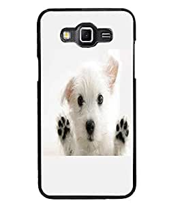 PrintDhaba Puppy D-2228 Back Case Cover for SAMSUNG GALAXY GRAND MAX (Multi-Coloured)