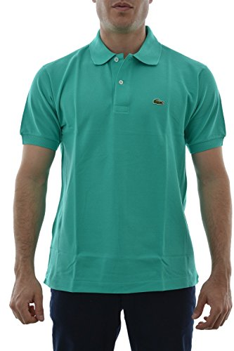 Lacoste Herren Poloshirt Turquoise