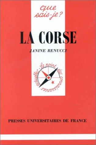La Corse, 5e édition