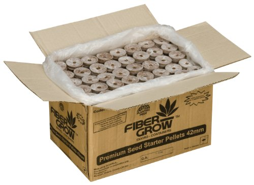 Pots de fleurs Pride Crp042 F0 Fibre développer de noix de coco en fibre de coco recharge