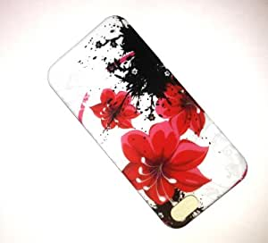 Gioiabazar New Designer Soft Tpu Silicon case cover Back Skin for Apple iPhone 5 5S #20