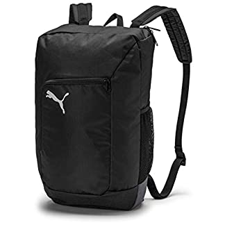 Puma ftblNXT Training Backpack Laptop Shool Sports 075894 01 Black