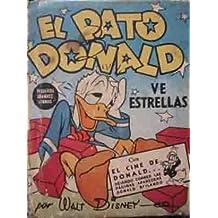EL PATO DONALD VE ESTRELLAS por Walt Disney