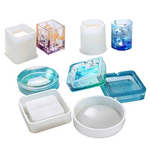 Siete Hitech - Kit resina silicona joyería