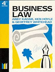 Business Law (Made Simple Series)