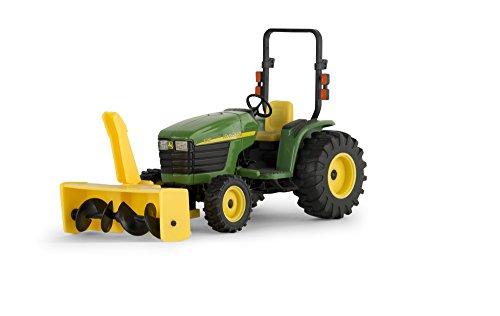 ERTL John Deere 4310Traktor mit snowthrower (Maßstab 1: 16) (1 John Traktor Ertl 16 Deere)