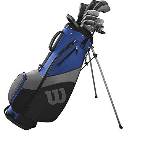 WILSON 1200 TPX Herren Golfset/Golf Komplettset, Rechtshand -