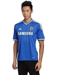 Adidas Chelsea FC 2013/2014 - Camiseta adulto, color azul, talla M