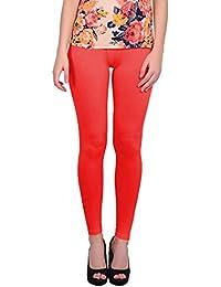 Babla Hosieries For Womens Legging 95% Cotton 5% Spandex Stylish Girls Legging Full Length Women Legging - B0778PCJ92
