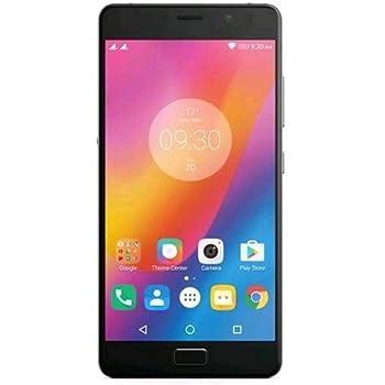 Lenovo P2 Smartphone, Dual SIM, Fotocamera 13 MP, 5.5 pollici Super Amoled Full HD, Octa-core Qualcomm Snapdragon 2.0 GHz, 4 GB RAM, 32 GB Memoria Interna, Grigio [Italia]