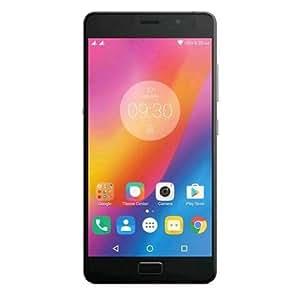 Lenovo P2 Smartphone, Dual SIM, Fotocamera 13 MP, Schermo 5.5 pollici Super Amoled Full HD, Processore octa-core Qualcomm® SnapdragonTM 2.0 GHz, 4 GB di RAM, 32 GB di Memoria Interna espandibile fino a 128 GB, Grigio [Italia]