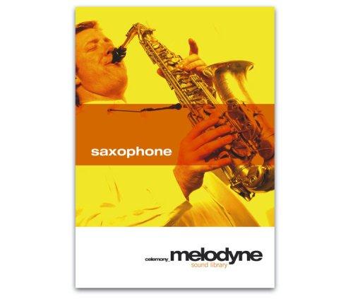 Preisvergleich Produktbild Melodyne Sound Library Saxophone