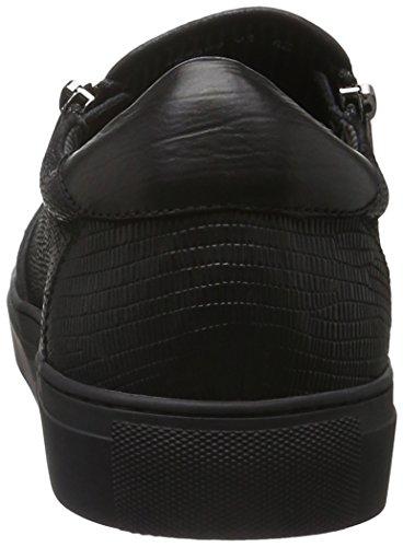 Belmondo 752399 01, Chaussons avec doublure froide homme Noir - Noir