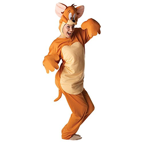 Jerry Tom Kostüm - Tom und Jerry Jerry Kostüm - Grösse: M-L