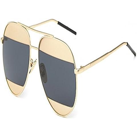O-C -  Occhiali da sole  - Donna Grigio grigio - Nuovo Cartier Occhiali Da Sole