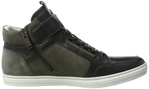 Kenneth Cole Brand-y, Sneakers Hautes Homme Gris (Grey 020)