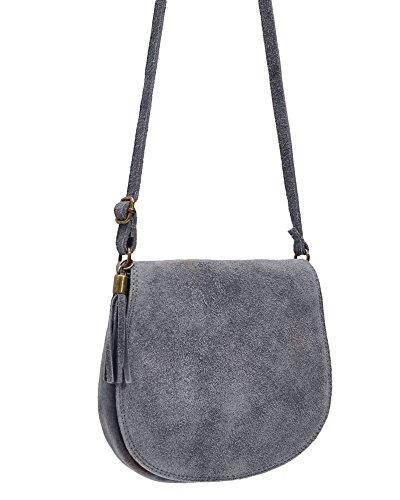 farblich passend außergewöhnliche Auswahl an Stilen und Farben Großbritannien ImiLoa Ledertasche klein schwarz braun blau grau ...