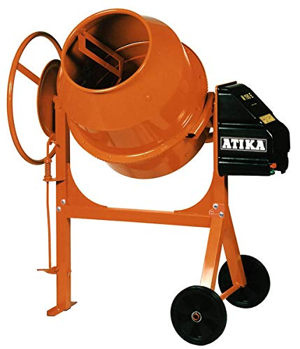 ATIKA M190 Optimix Betonmischer Mörtelmischer Zementmischer 230V 900W ***NEU***