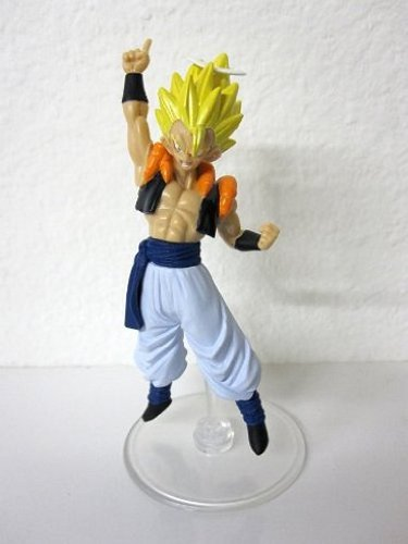 Dragon Ball Z Bandai HG Part 9 Gashapon Figure-Gogeta Aprox 2.5\