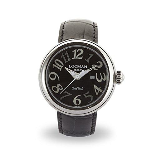 Locman Italy Mujer Reloj Tutto Tondo Negro Ref. 360