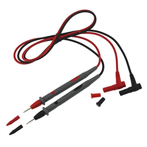 Topker PT1004 10A 1000V Universalsonde Prüfkabel Ersatz für Multimeter Testing IC Componet -