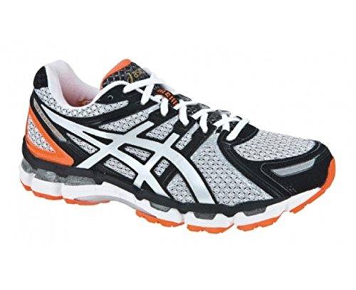 ASICS Gel-Kayano 19 Scarpa da Running Uomo White