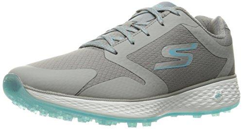 Skechers Performance Frauen gehen Golf Birdie Golf Schuh, Holzkohle / Blau