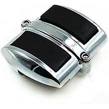 Cubierta para pedal de cambio de talón de freno cromado para Intruder VL800 VZM50 C50 C90
