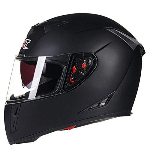 Doppio visiera casco integrale moto anti nebbia inverno caldo moto Caschi moto motocross racing tappi di sicurezz