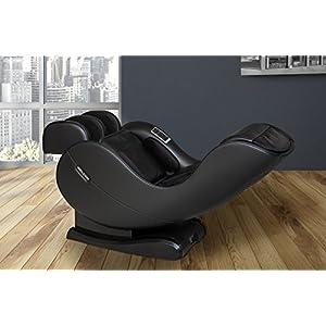 Welcon Massagesessel Easyrelaxx In Schwarz Mit Wrmefunktion Unser Neuer Massagestuhl Neigungsverstellung Elektrisch L Shape Automatikprogramme Knetmassage Klopfmassage Rollenmassage