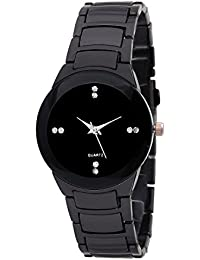 Style Keepers New Arrival Special Collection New Arrival Festive Season Special Analog Black Dial Black Stainless...
