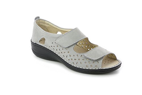 GRÜNLAND Ines, Sneaker Donna Grigio