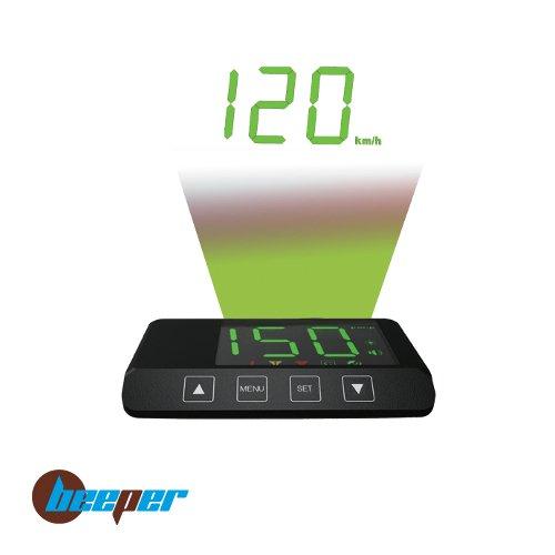 Beeper Afficheur vitesse tête haute RE599HUDGPS signal GPS