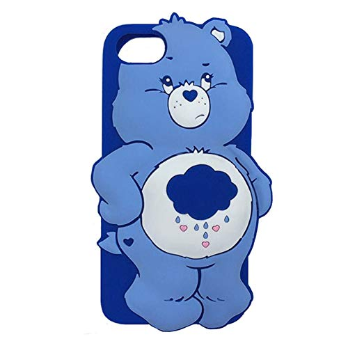 UMCCC iPhone X Fall weiche Silikon-Karikatur niedliche Bärenpuppe 8 Plus / 7 Plus Silikon Anti-Drop-Telefon Fall,iphone7plus/8plus (Vuitton Fall Louis Samsung)