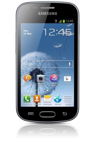 Samsung Galaxy Trend GT-S7560, Smartphone Touchscreen-Abdeckung, 4 Zoll (10.2 cm) Android 4.0.4 Ice Cream Sandwich, Bluetooth, Wi-Fi