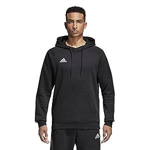 adidas Herren Core18 Hoody Sweatshirt