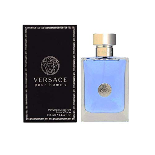 VERSACE VERSACE POUR HOMME perfumed desodorante vaporizador 100 ml