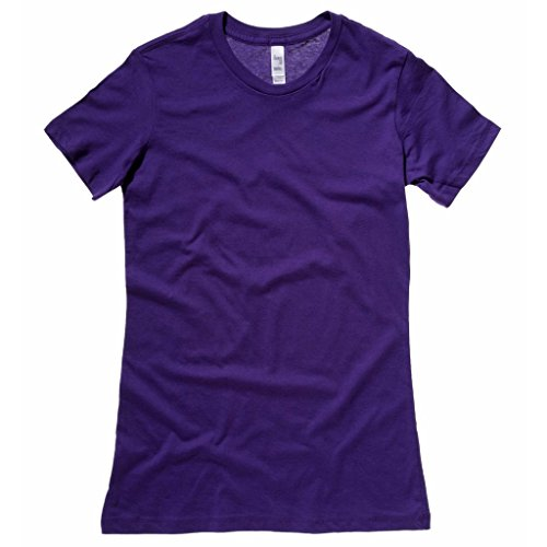 Bella + canvas The Favourite t-shirt Team Purple