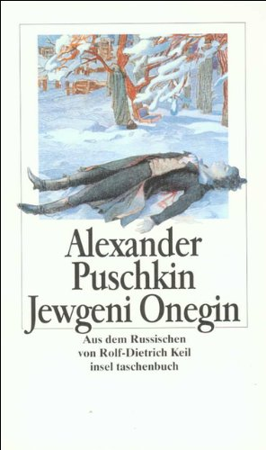 Jewgeni Onegin: Roman in Versen (insel taschenbuch)