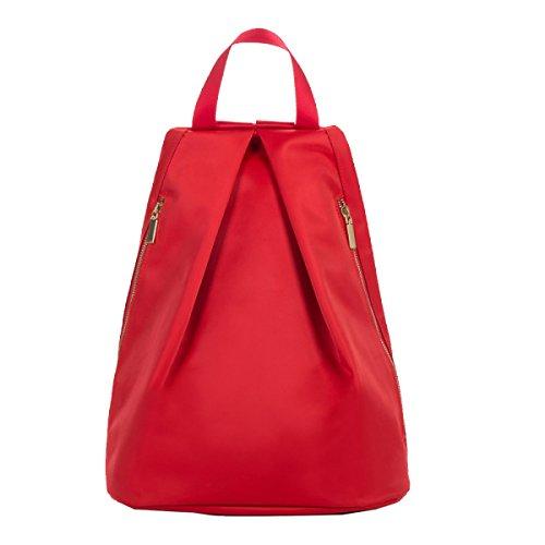 Yy.f Wasserdichtes Nylon Schulter Mama-Tasche Handtasche Windel Zu Produzieren Paket Mutter Und Mutter Tasche Multifunktions-Paket Einfarbige Tasche Black