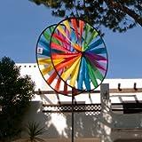Windspiel - Magic Wheel Twin 35 - UV-beständig und wetterfest