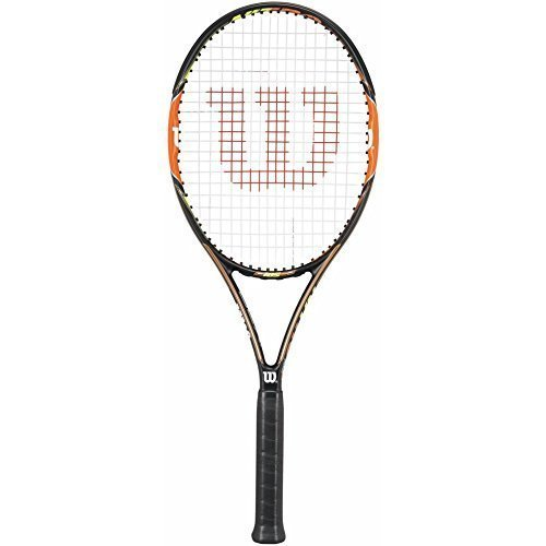 Wilson Nitro Pro 103 BLX CARBONE Raquette de tennis 9bdf289629624