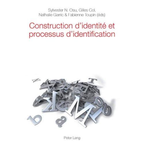 Construction d'identité et processus d'identification