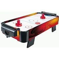 Carromco-04005-Tischspiel-Airhockey-bunt Carromco 04005 Tischspiel, Airhockey, bunt -