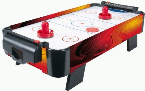 Desconocido Hockey de aire sobremesa Speedy XT de Carromco, funciona con pilas, 04005