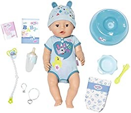 "Zapf Creation 824375"" Baby Born Soft Touch Boy Puppe, bunt"