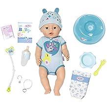 Zapf Baby Born Soft Touch Boy muñeca - Muñecas, Masculino, Chica, 3 año