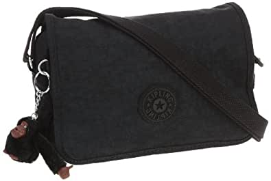 Kipling Women's Delphin Shoulder Bag K15061900 Black