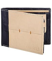 Laurels Bloke Leather Tan Mens Wallet